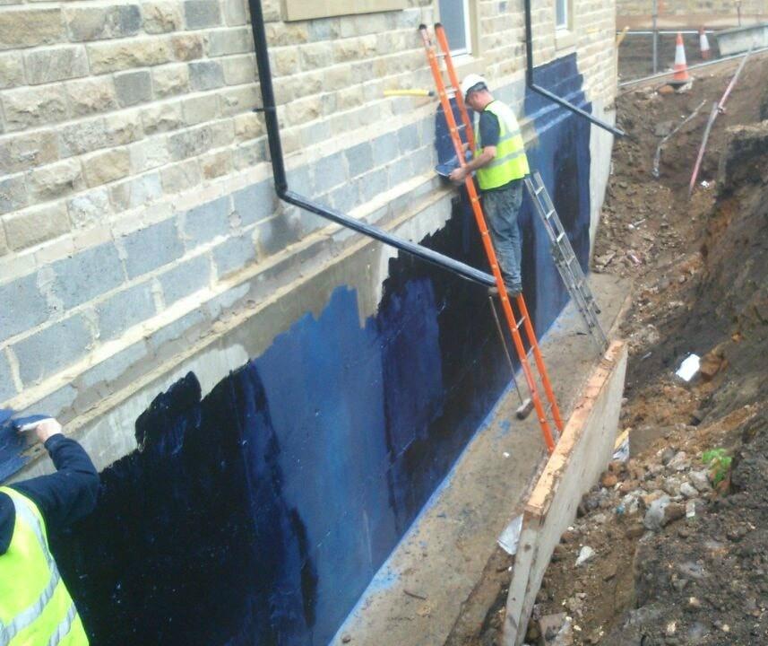 Damp Proofing, Basement Waterproofing